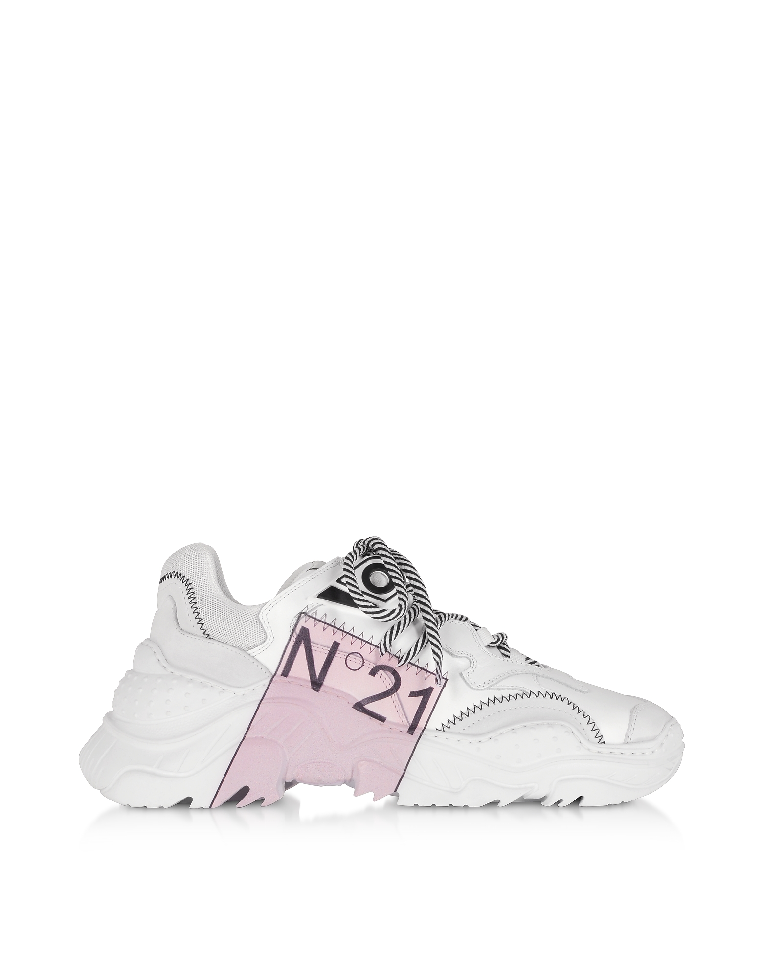 Billy Limited Edition White Women's Sneakers