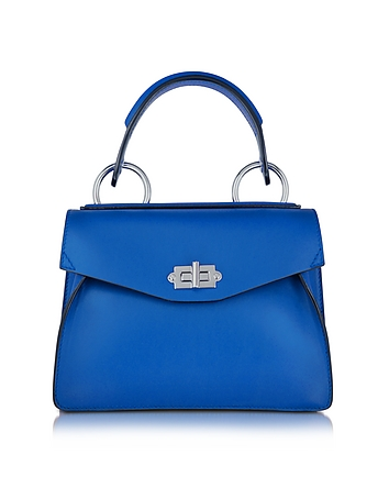 Proenza Schouler - Small Hava Smooth Leather Top Handle Bag