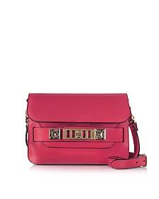 PS11 Mini Classic New Linosa Leather Shoulder Bag - Proenza Schouler