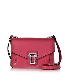 Magenta Soft Leather Hava Shoulder Bag - Proenza Schouler