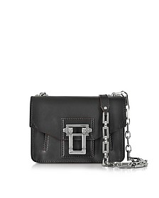 Hava Chain Black Leather Crossbody - Proenza Schouler