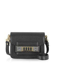 Ps11 Black New Linosa Leather Crossbody Bag - Proenza Schouler