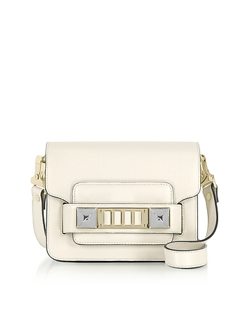 Proenza Schouler - Ps11 Clay New Linosa Leather Crossbody Bag