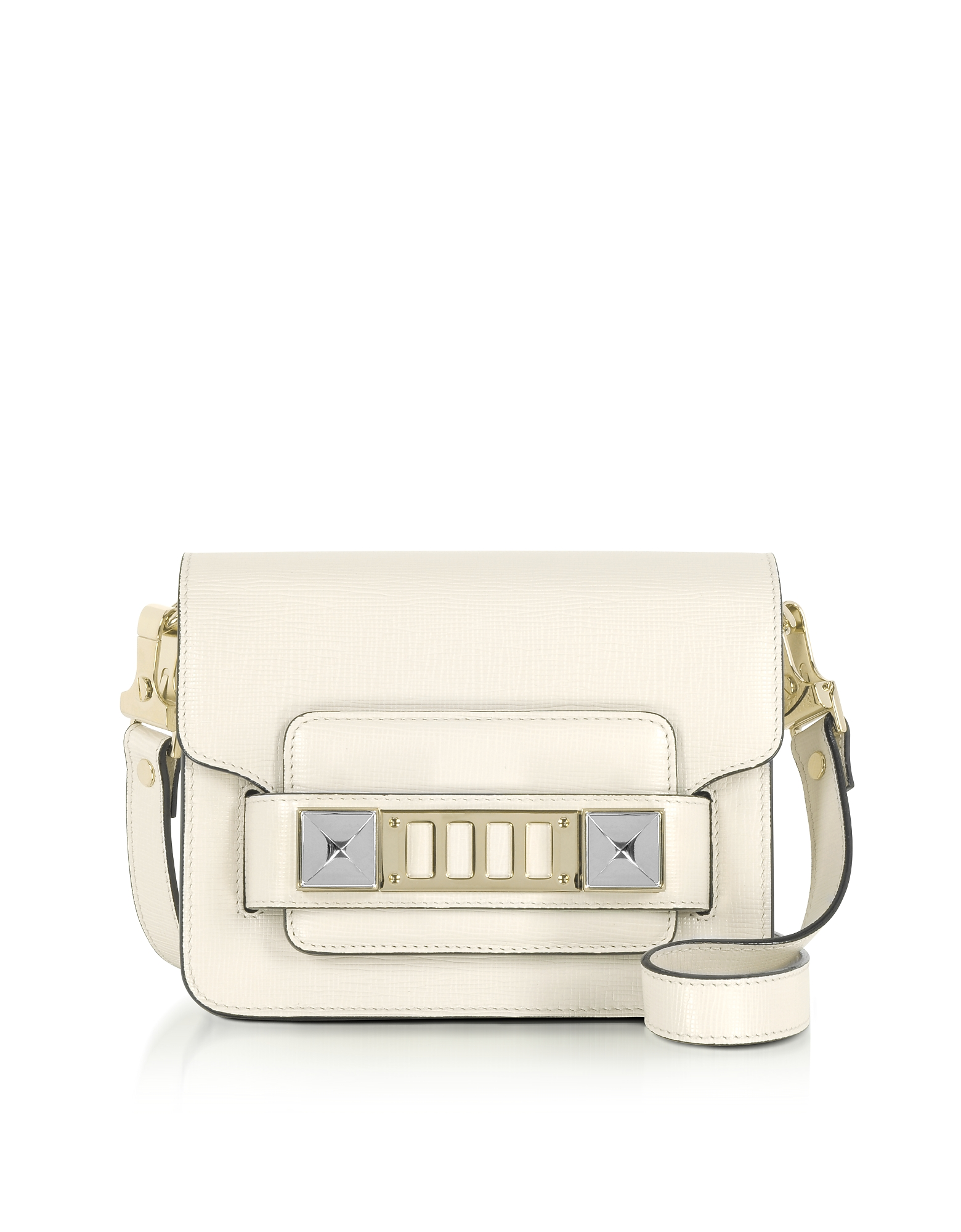 Proenza Schouler Handbags, Ps11 Clay New Linosa Leather Crossbody Bag
