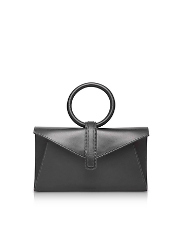 Valery Mini Clutch Bag w/Shoulder Strap