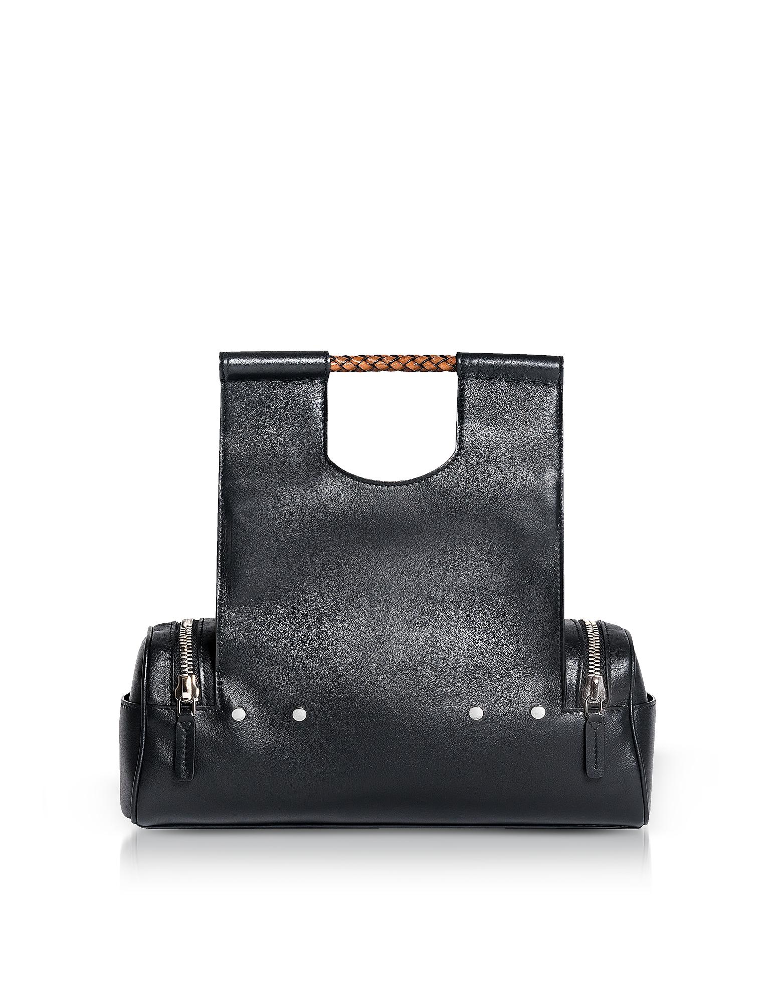 Genuine Leather Priscilla Medium Tote Bag