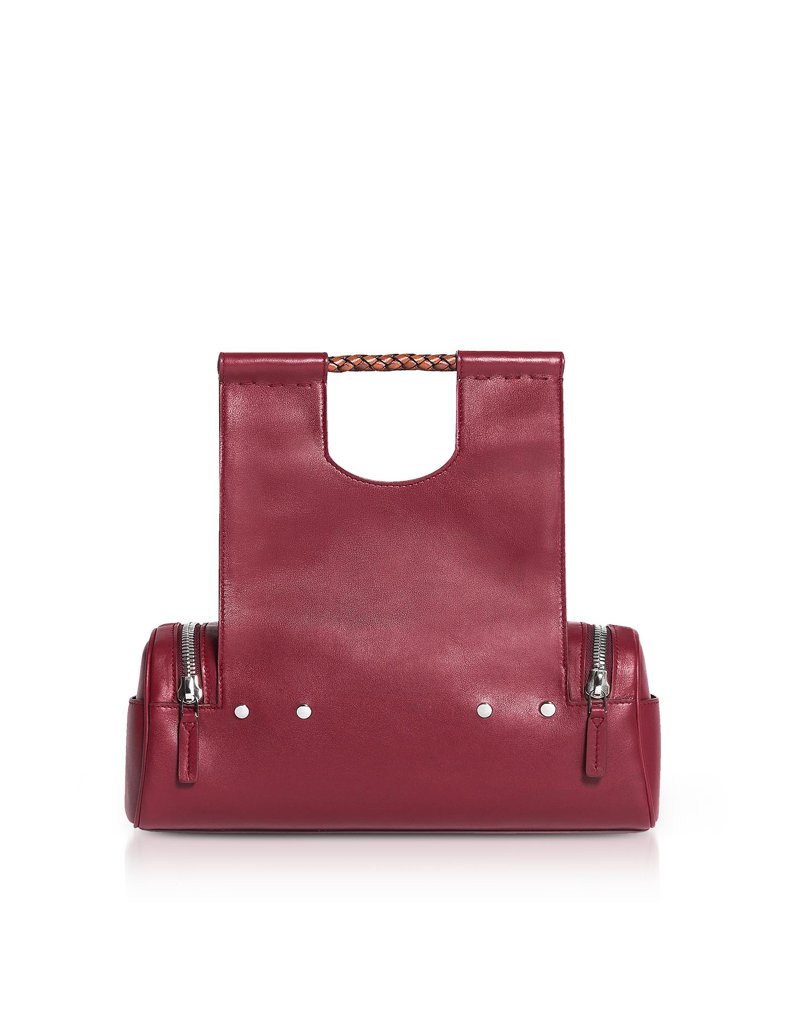 Corto Moltedo Handbags, Genuine Leather Priscilla Medium Tote Bag