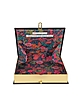 Milton Glaser Cotton Coated Brass Book Clutch - Olympia Le-Tan