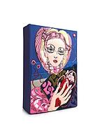 Olympia Le-Tan Portrait Of Larissa Book Clutch