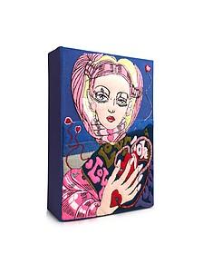 Portrait Of Larissa Book Clutch - Olympia Le-Tan