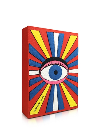 Olympia Le-Tan - Eye Book Clutch