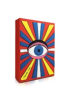 Olympia Le-Tan Eye Book Clutch