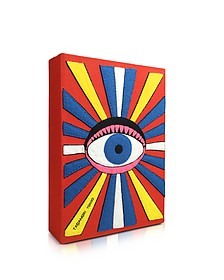 Eye Book Clutch - Olympia Le-Tan