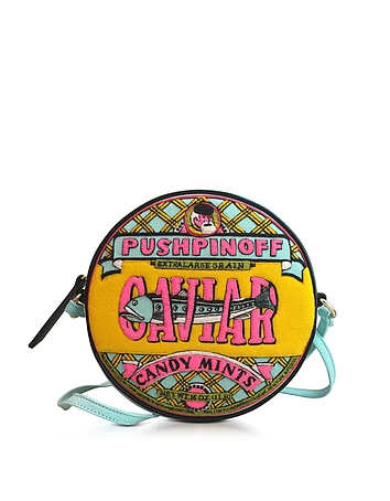 Olympia Le-Tan - Caviar Crossbody Bag
