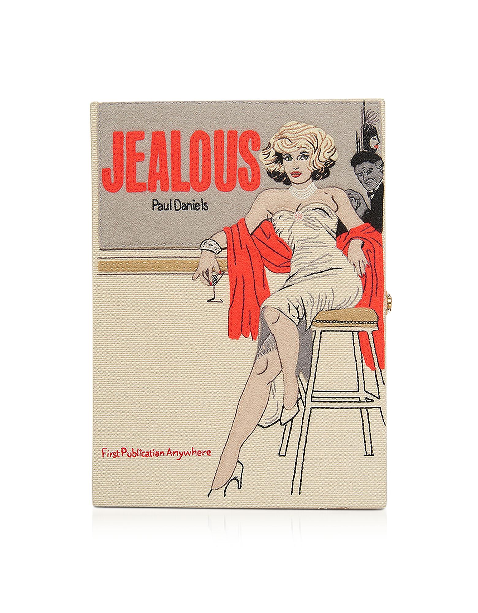 Jaloux Livre D'Embrayage