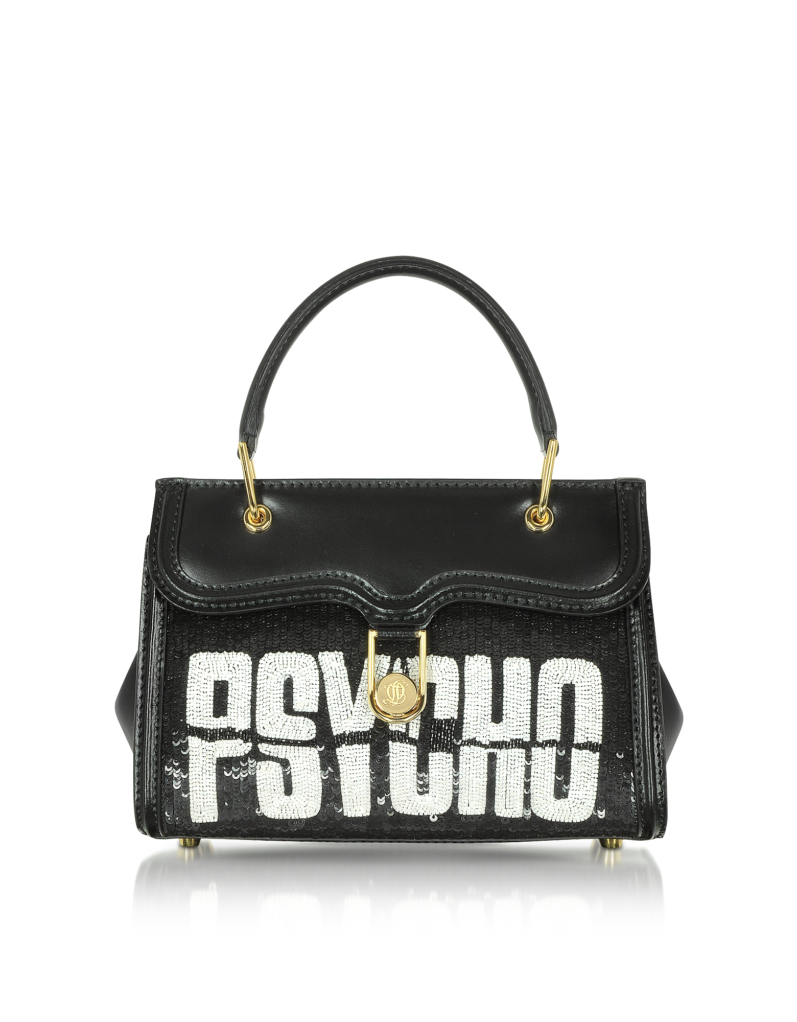 Olympia Le-Tan Handbags, Mini Ma Psycho Satchel Bag