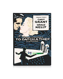 To Catch a Thief Book Clutch - Olympia Le-Tan