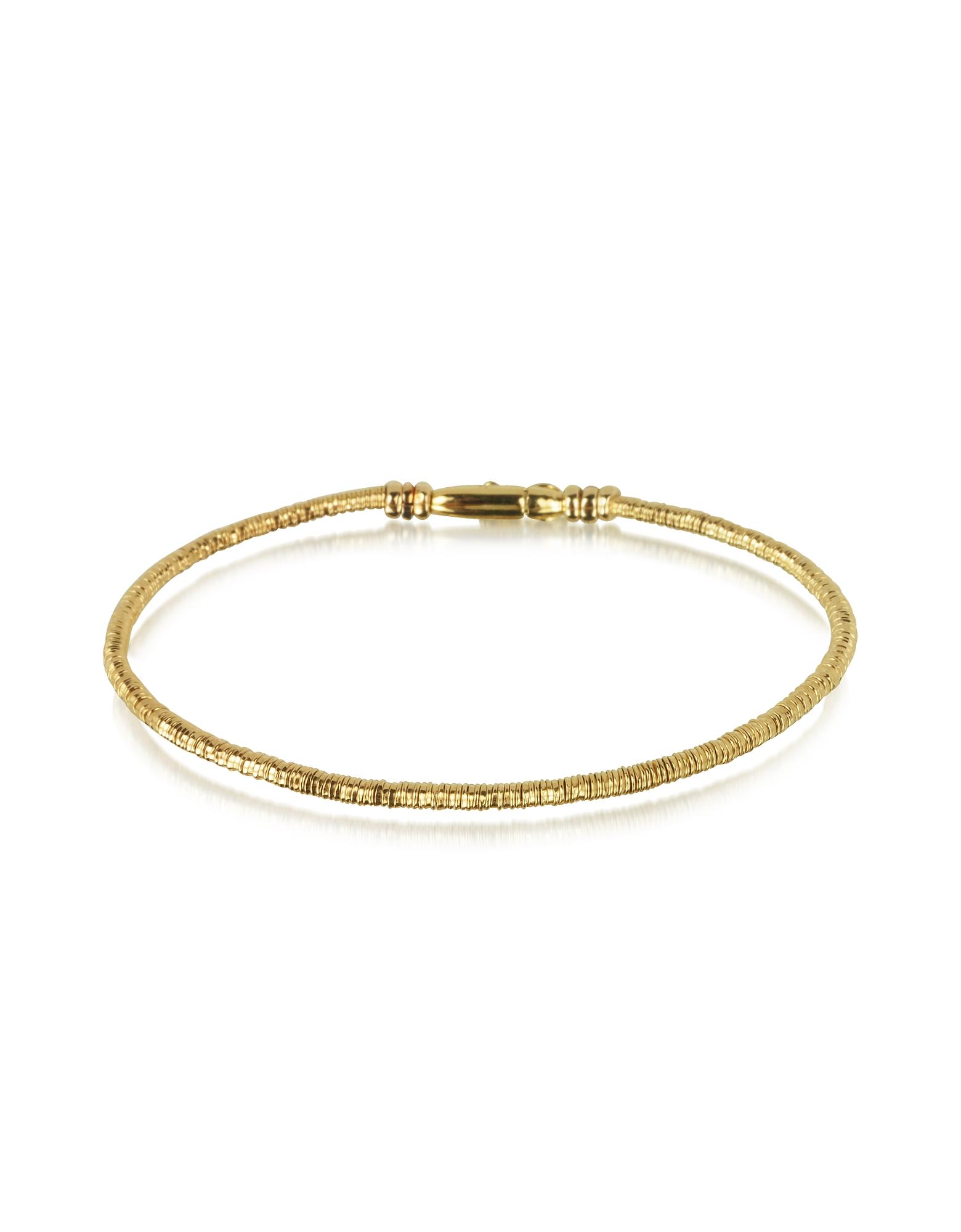 Capriccio - Or 18 carats Bracelet Chaîne Serpent