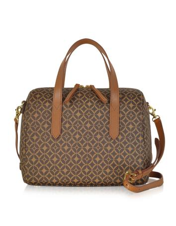 Sydney Signature Satchel