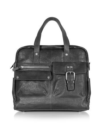 Fossil Decker - Leather Messenger Bag