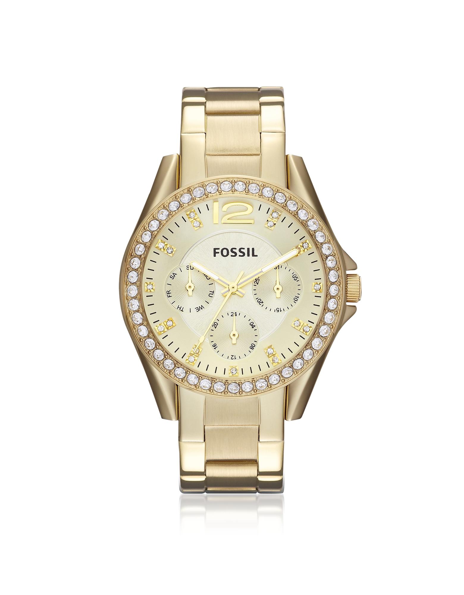 Женские Часы ES3203 Riley Fossil