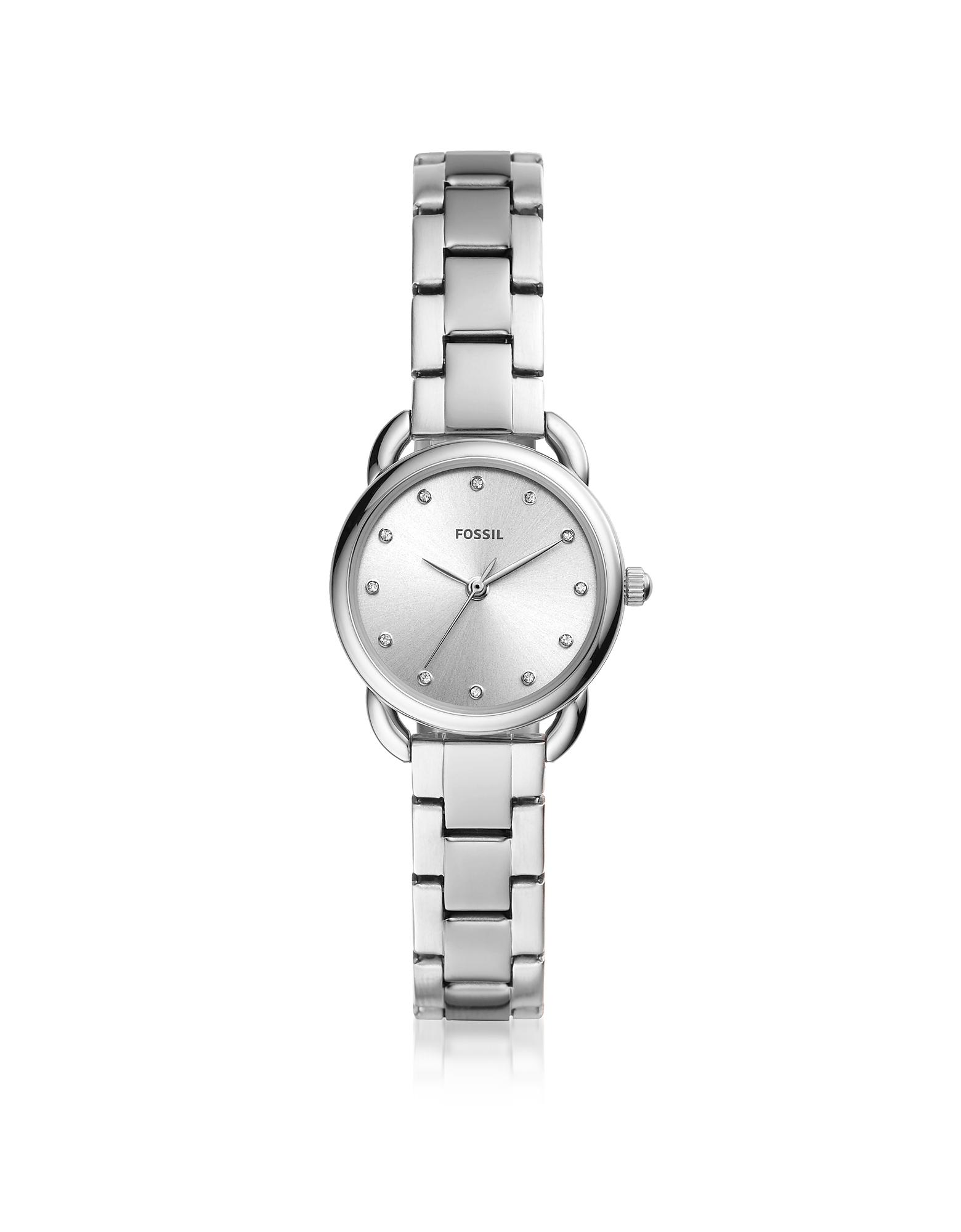 Tailor Three-Hand Mini Stainless Steel Watch