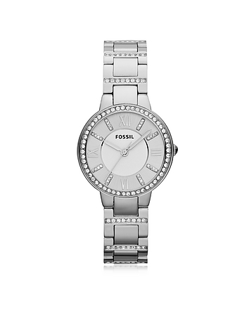 Fossil - Virginia Stainless Steel Women's Watch