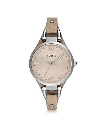 Fossil - Georgia Riley Stainless Steel Women's Watch