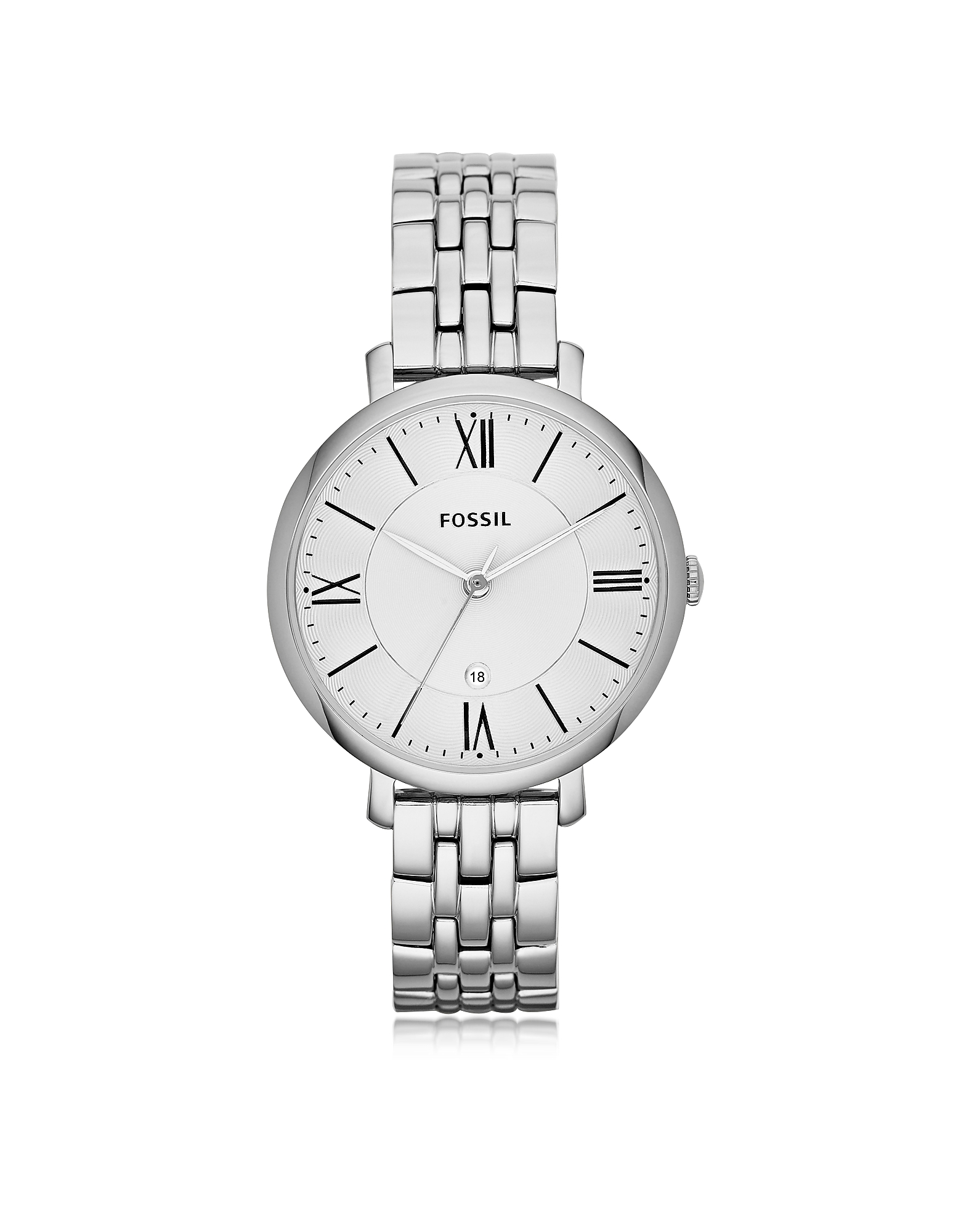 Fossil Women's Watches, Jacqueline Stainless Steel Women's Watch