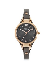 - Fossil