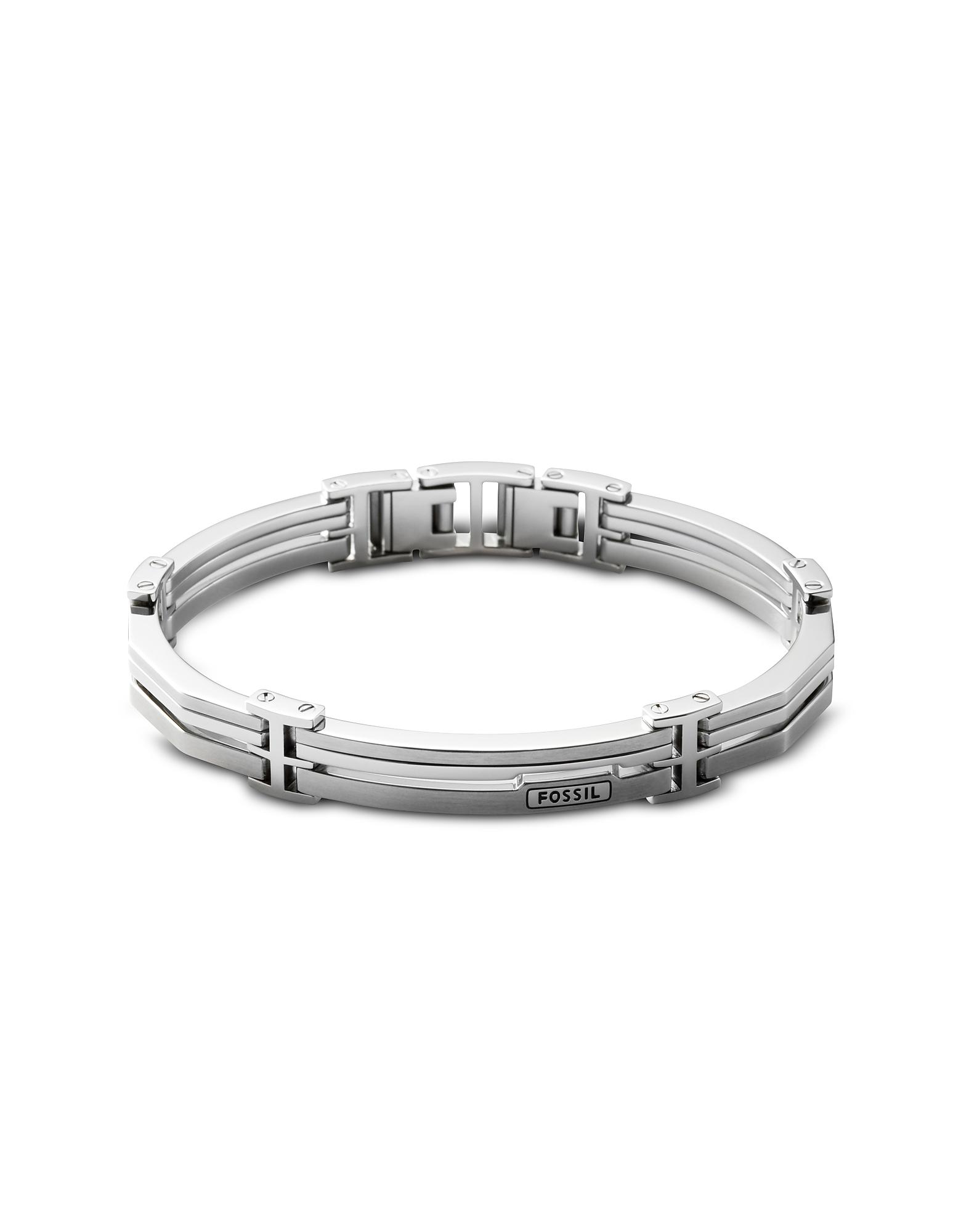 Mens Dress Link Bracelet