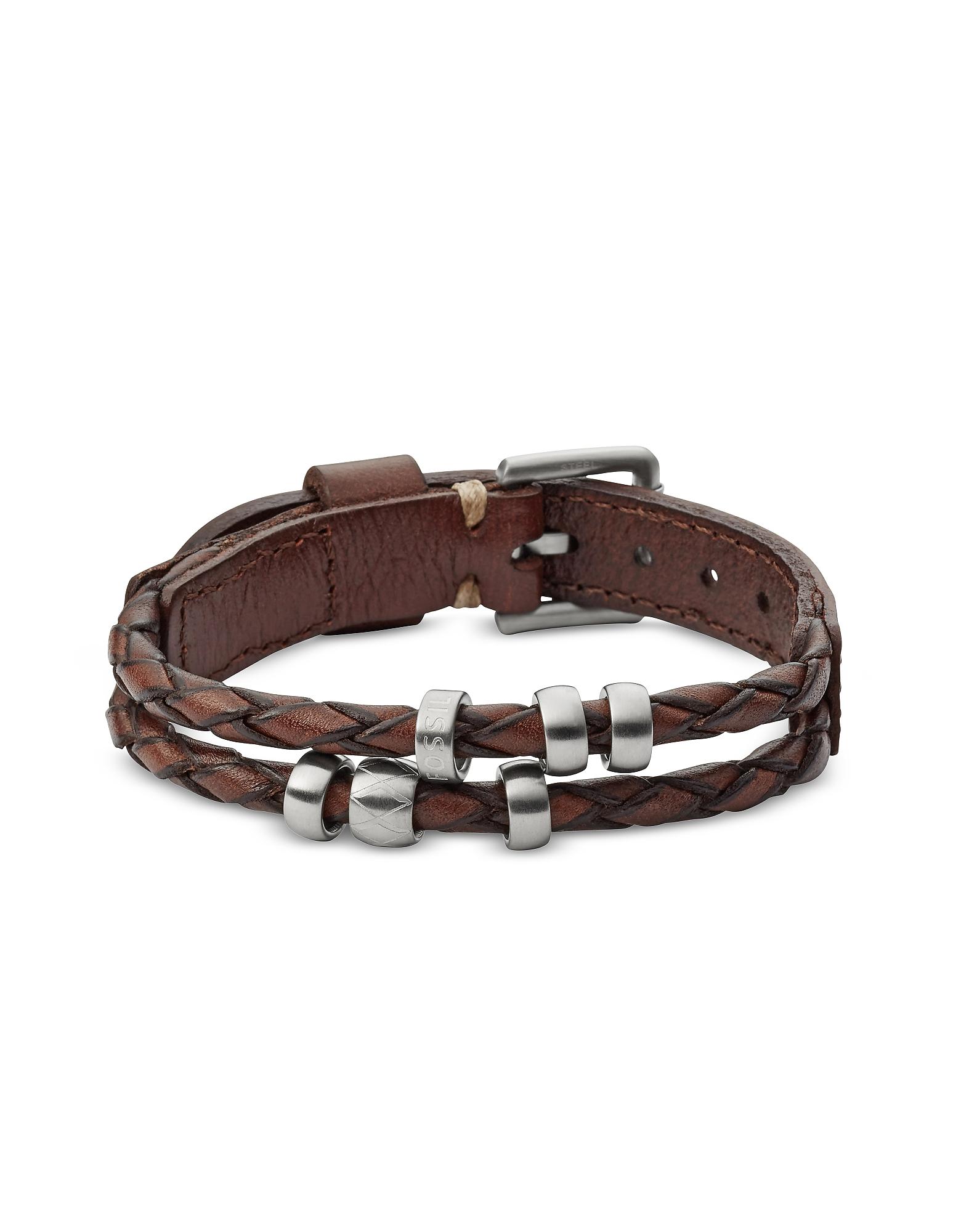 JF02345040 Vintage casual Men's Bracelet Fossil