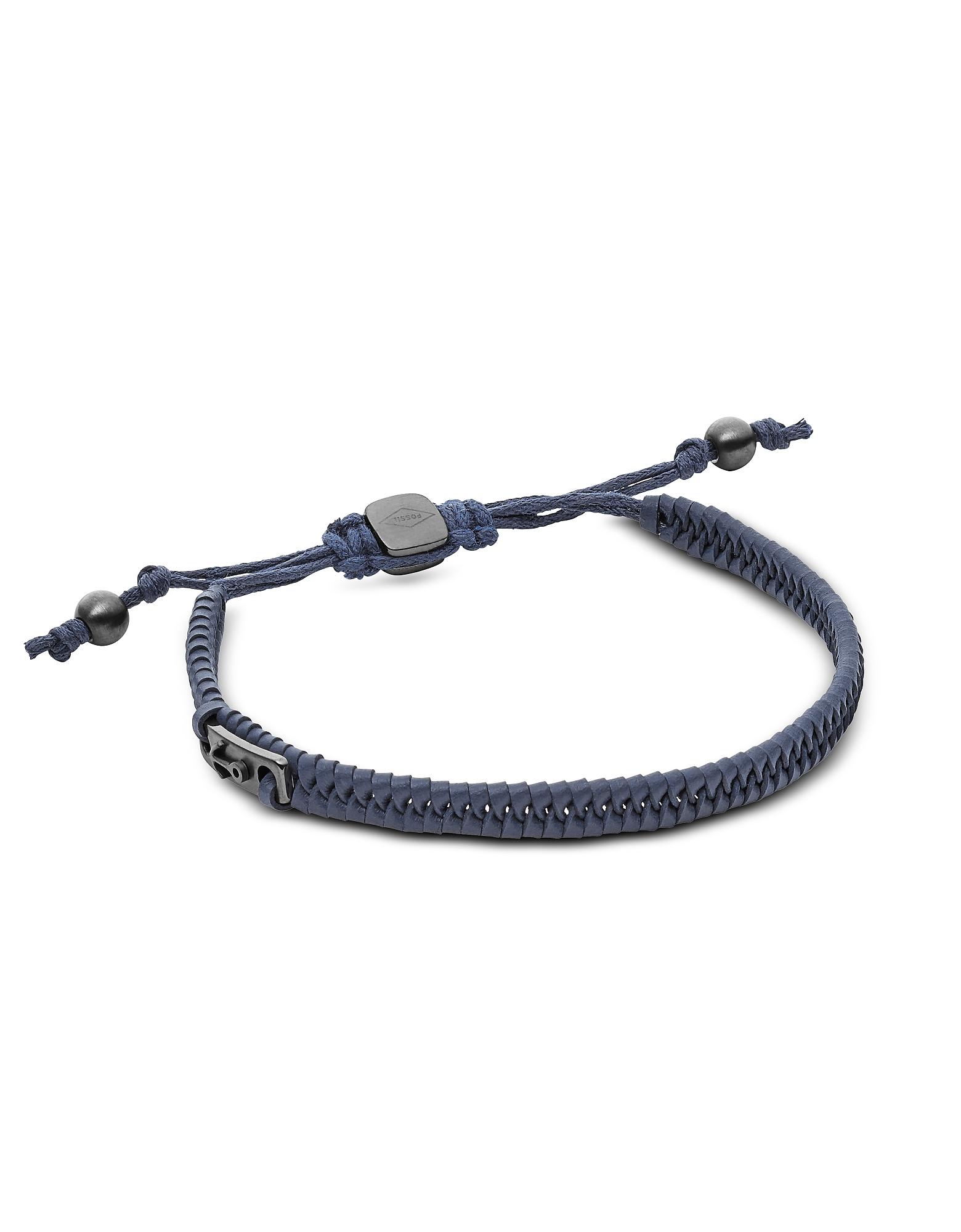 JF02469793 Vintage casual Men's Bracelet Fossil