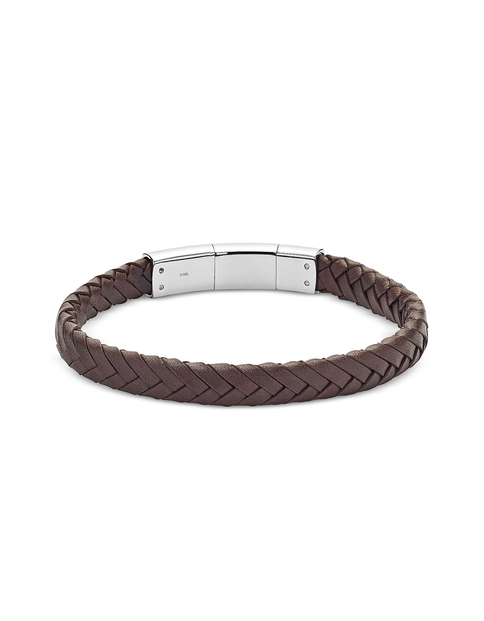 JF02822040 Vintage casual Men's Bracelet Fossil