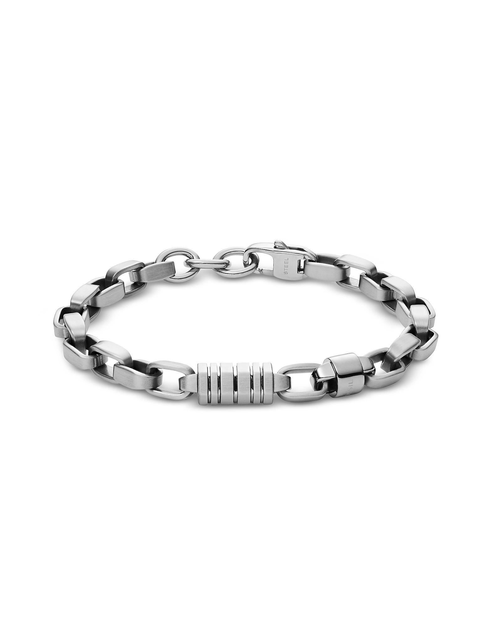 JF02876998 Men's dress Men's Bracelet Fossil