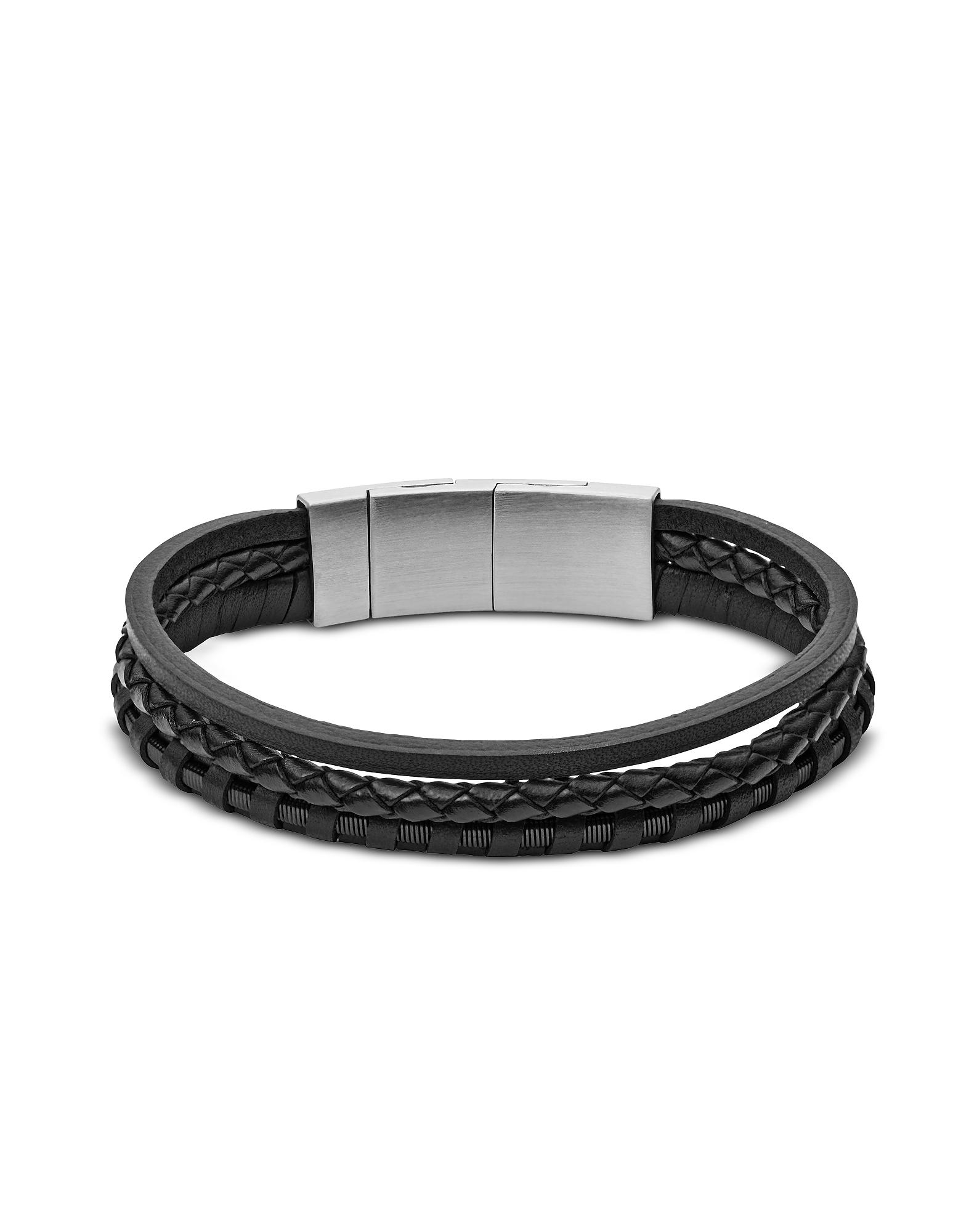 Fossil Men's Bracelets, JF02935001 Vintage casual Men's Bracelet
