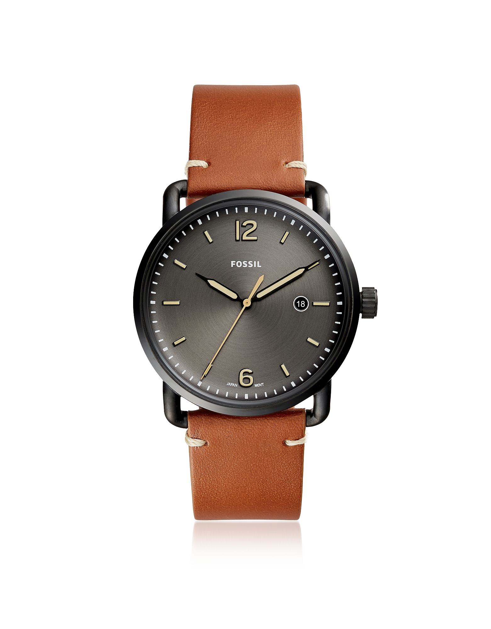 FS5276 The commuter 3h date Men's Watch Fossil