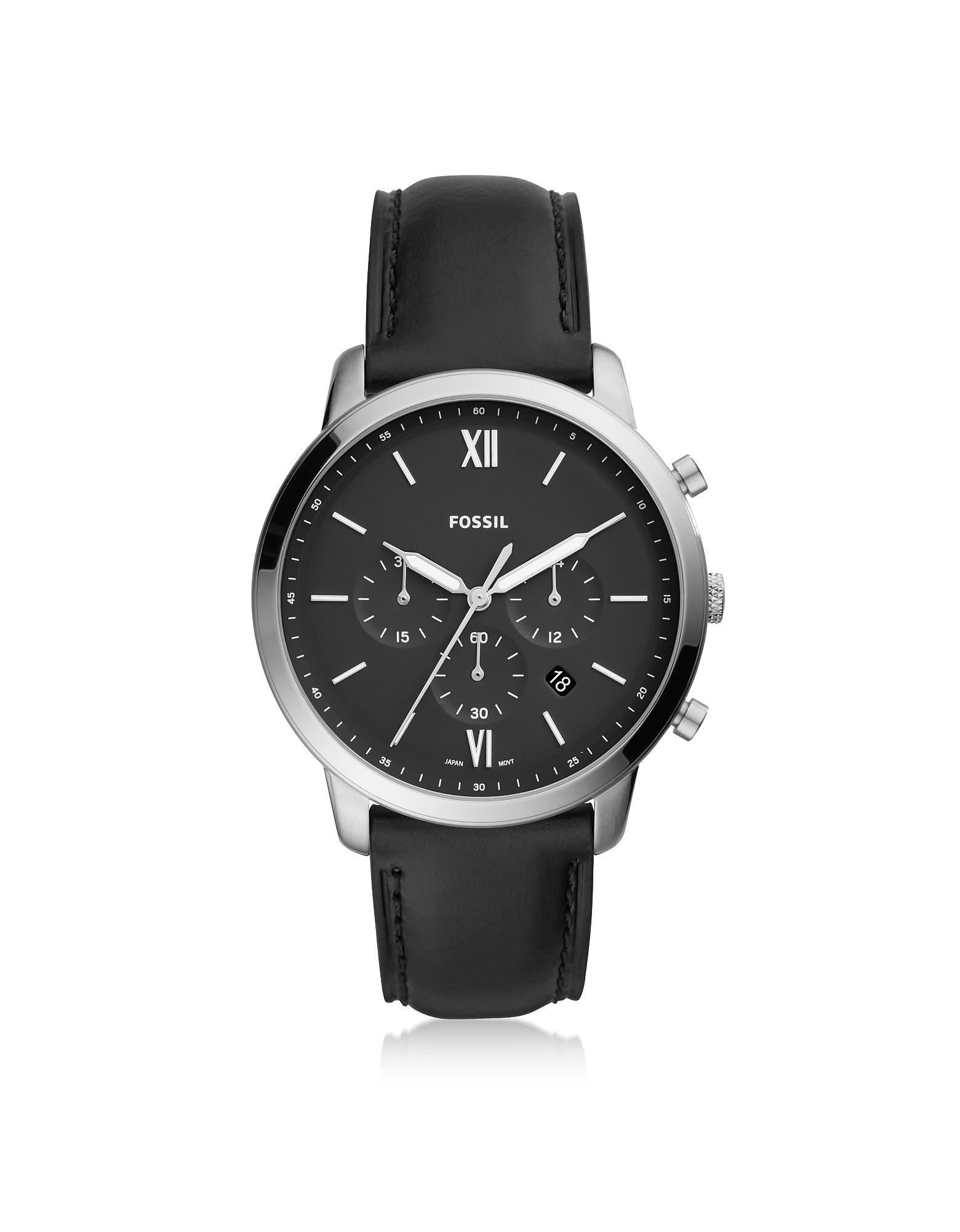 Fossil Designer Men's Watches, FS5452 Neutra chrono Watch