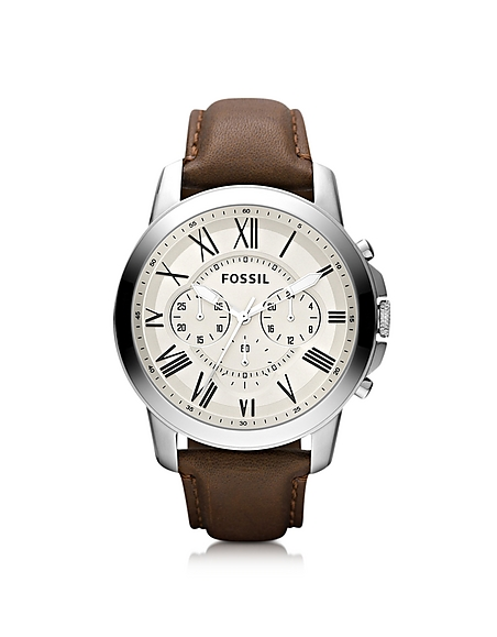 Fossil Grant - Montre Homme