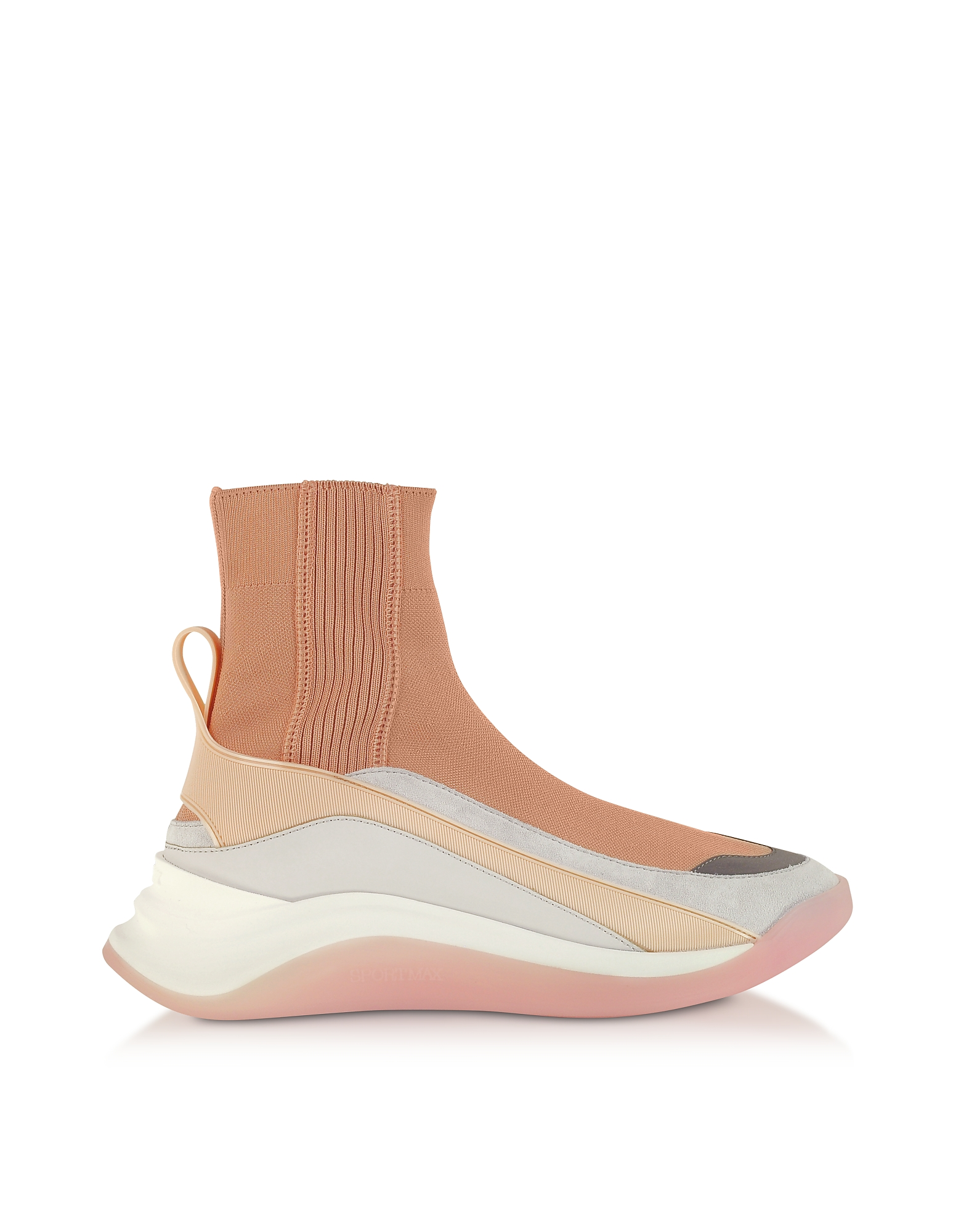 Nude Ovada Socks Sneakers