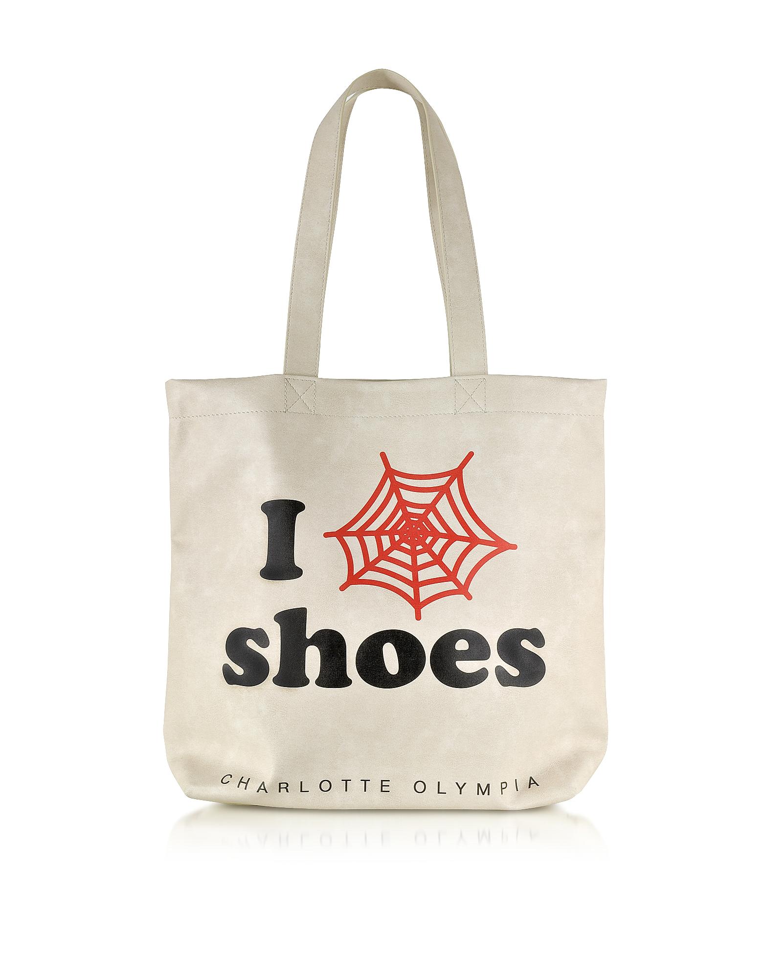 I Love Co Shoes - Сумка из Эко Кожи с Логотипом
