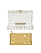 Transparent Cactus Pandora Clutch Box w/Spider Clasp - Charlotte Olympia