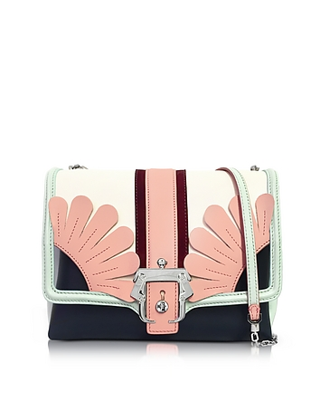 Alice Multicolor Leather Shoulder Bag
