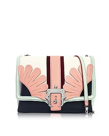 Alice Multicolor Leather Shoulder Bag - Paula Cademartori