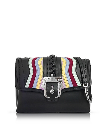 Paula Cademartori - Carine Leather Crossbody Bag