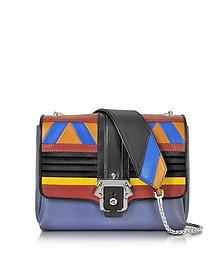 Alice Multicolor Leather Shoulder Bag - Paula Cademartori