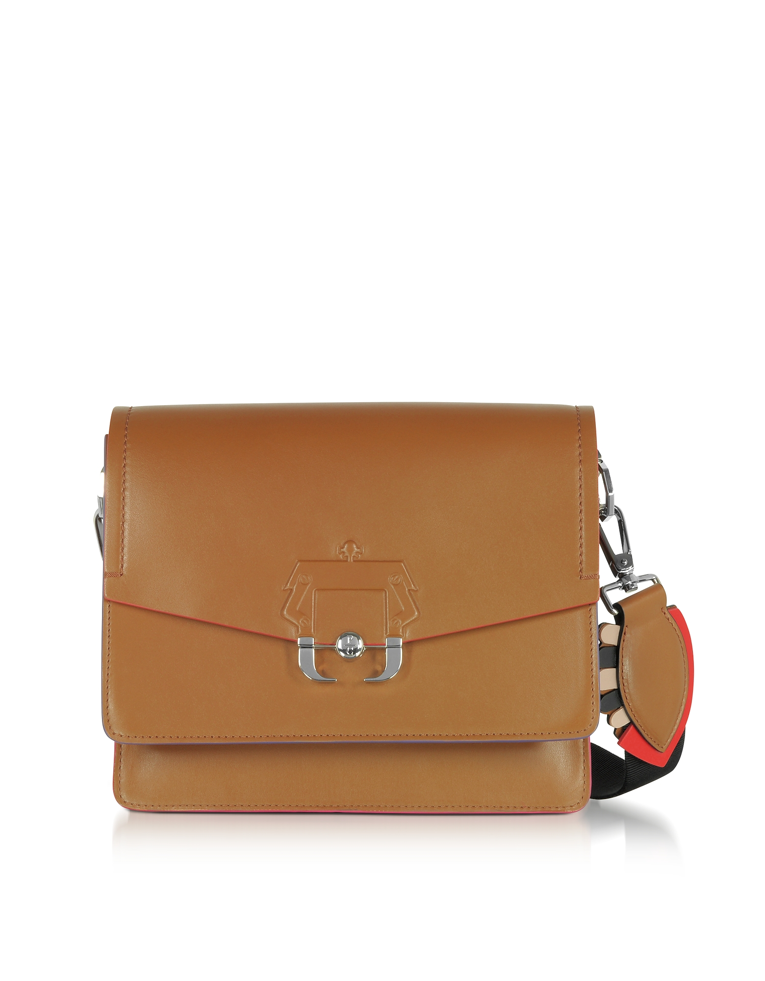 Paula Cademartori Handbags, Twiggy Leather Shoulder Bag