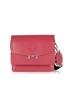 Twiggy Leather Shoulder Bag - Paula Cademartori