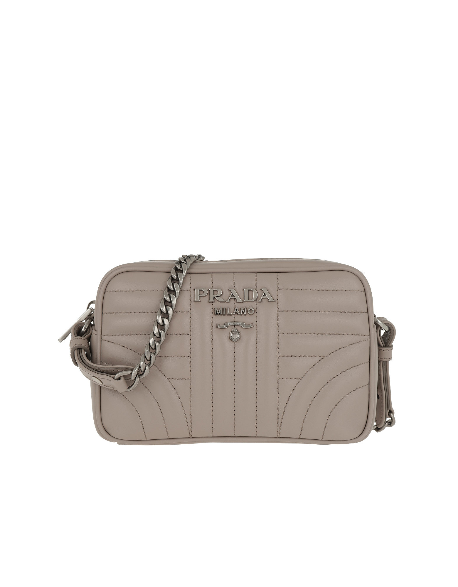 Diagramme Crossbody Bag Leather Pomice 2