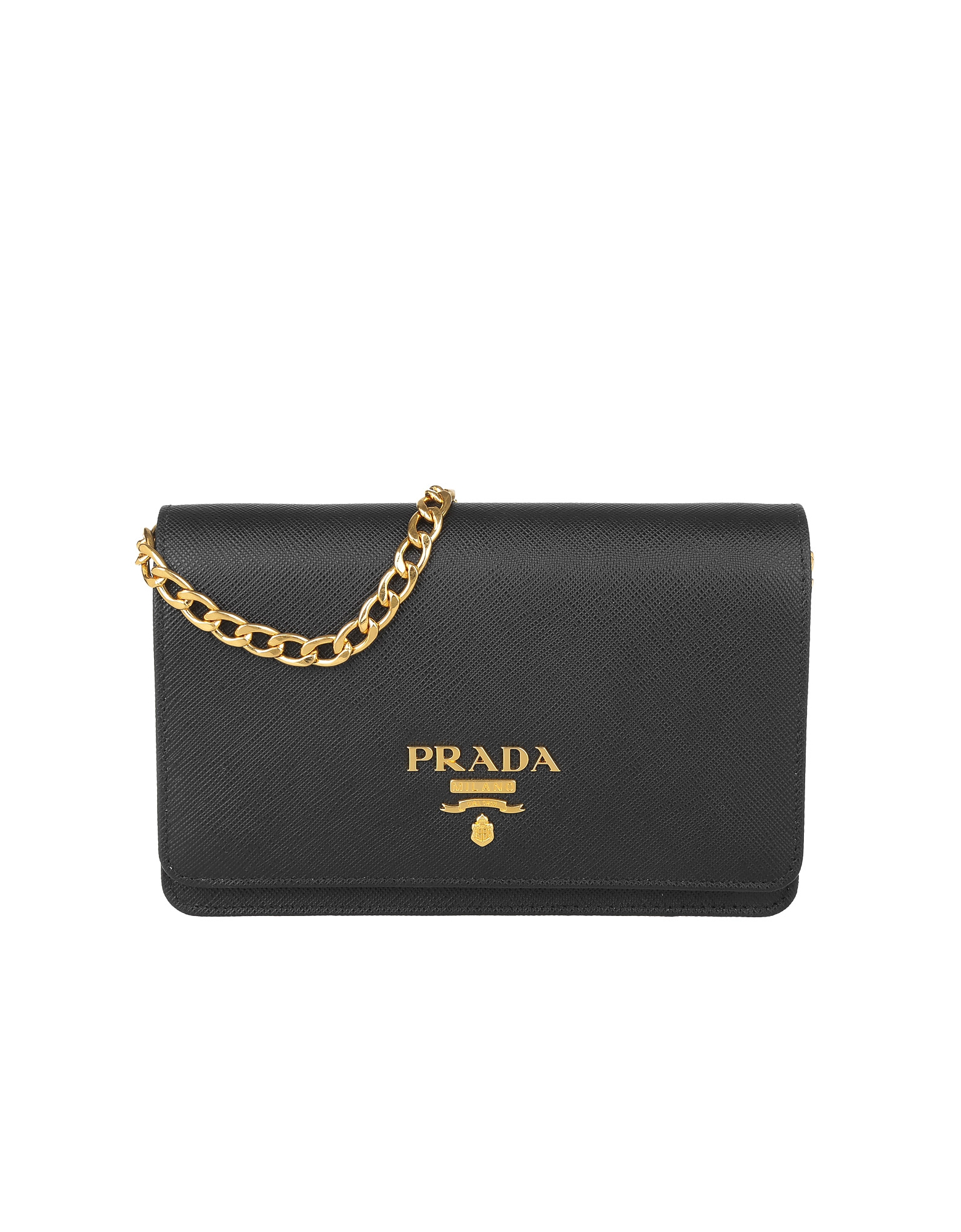 80f17347d78f Prada Designer Handbags, Shoulder Bag Saffiano Lux Nero (Luggage & Bags)  photo